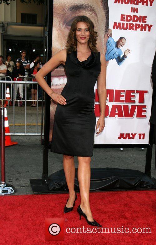 Jane Bradbury, World Premiere of 'Meet Dave' at...