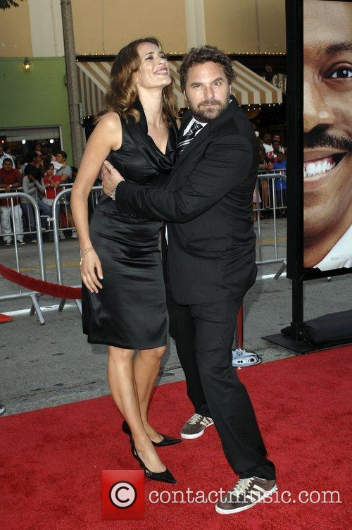 Jane Komarnicki and Todd Komarnicki World premiere of...