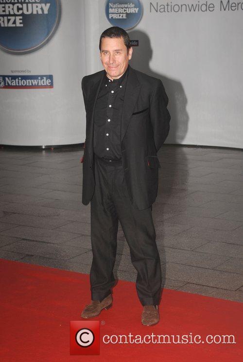 Jools Holland 2008 Mercury Music Prize held at...