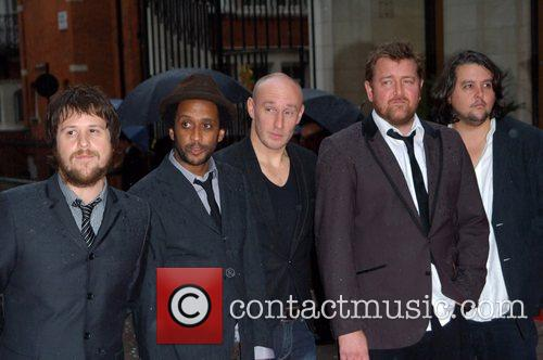 Elbow 2008 Mercury Music Prize held at the...