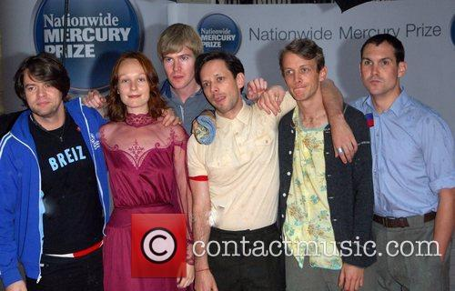 Guests 2008 Mercury Music Prize held at the...