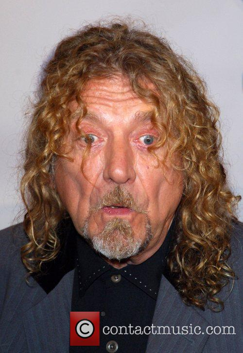 Robert Plant 2008 Mercury Music Prize held at...