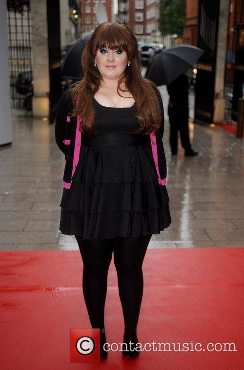 Adele, Mercury Music Prize, Grosvenor House
