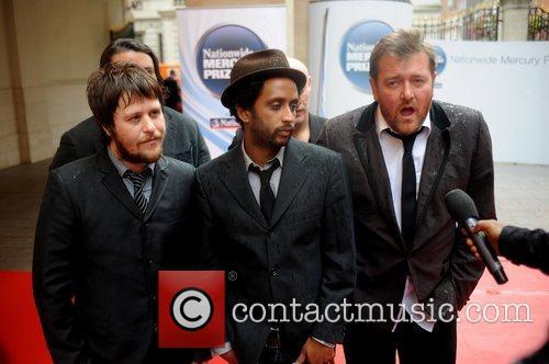 2008 Mercury Music Prize held at the Grosvenor...