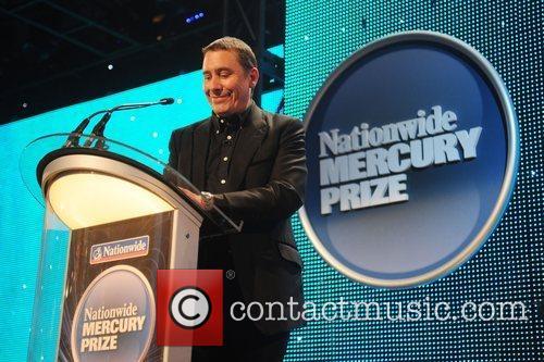 Host Jools Holland 2008 Mercury Music Prize -...
