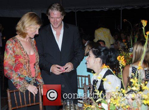 Cary Elwes and Sarah Silverman 4