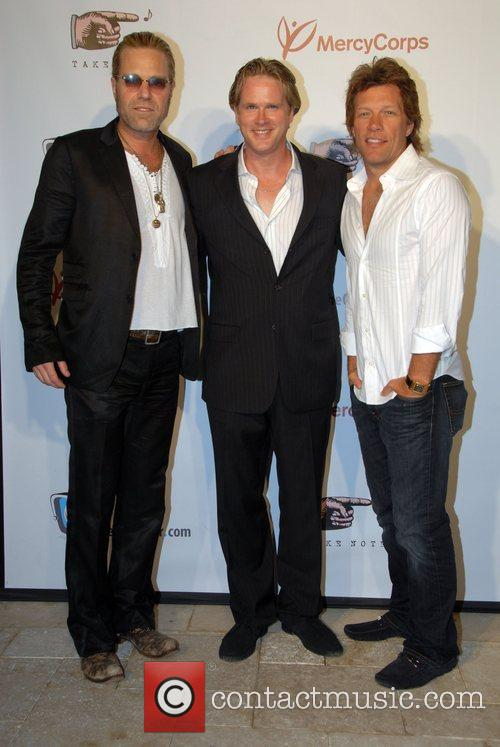 Tico Torres and Cary Elwes 2