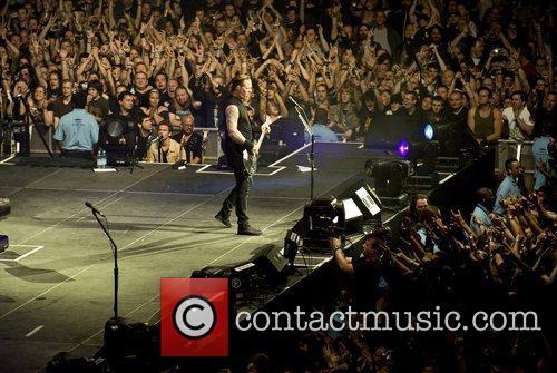 Metallica, O2 Arena