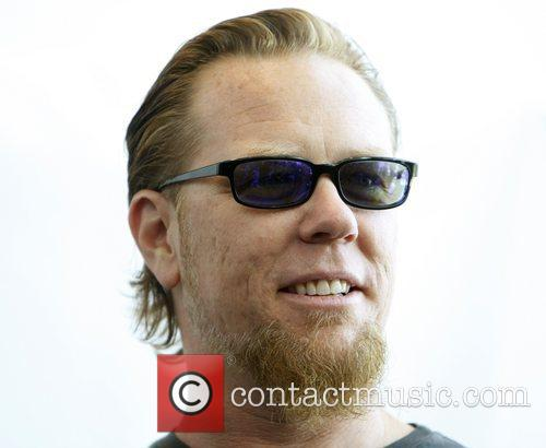 James Hetfield. attend the Photocall to promote the...