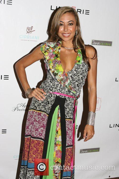 Renata Black Lingerie Miami Cocktail Party at Cipriani...