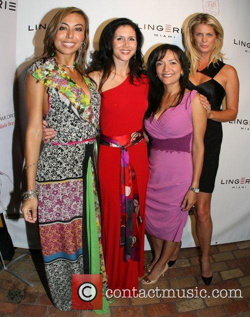 Renata Black, Kirsty Weatherington, Nina Vaca and Rachel...