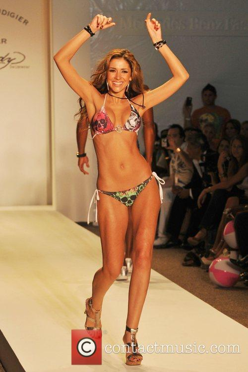 The Ed Hardy Swimwear 2009 Collection During Mercedes-benz Fashion Week At The Raleigh Hotel 5