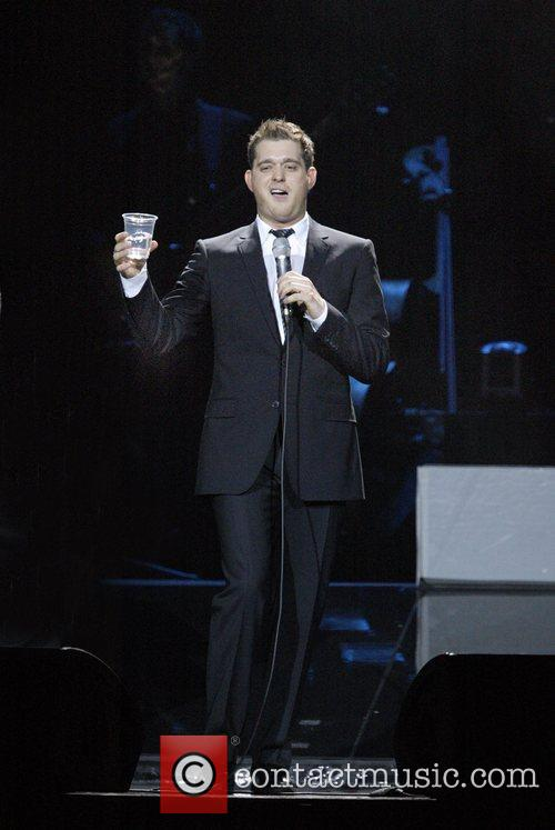 Michael Buble, Sydney Entertainment Centre