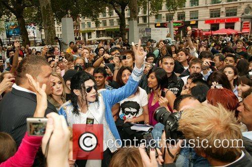 Michael Jackson Impersonator 5