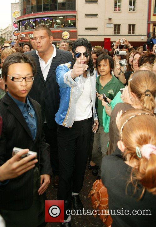 Michael Jackson Impersonator 6