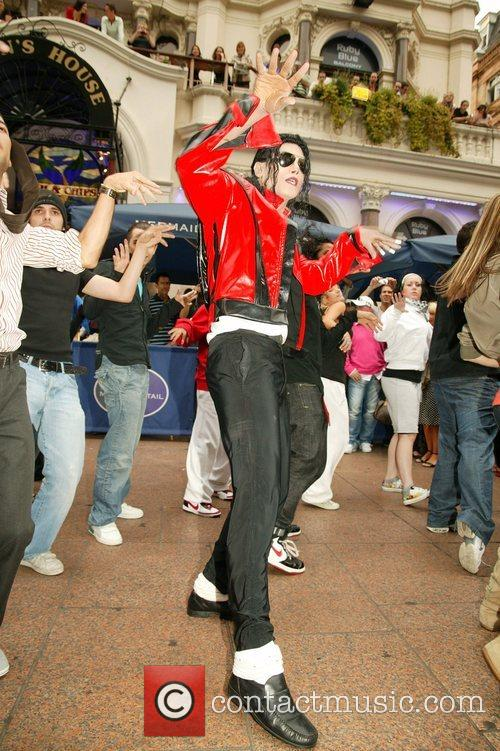 Michael Jackson Impersonator 11