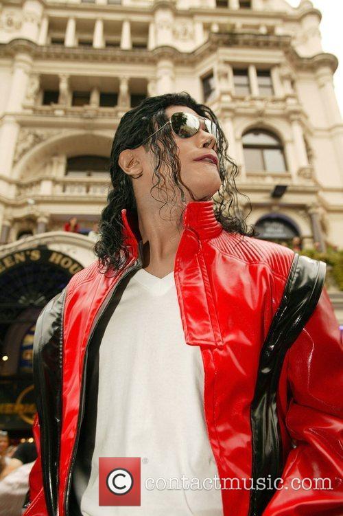 Michael Jackson Impersonator 10