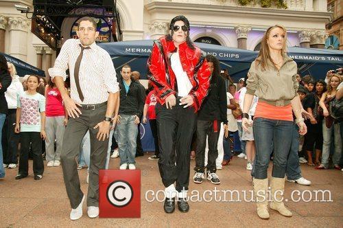 Michael Jackson Impersonator 4