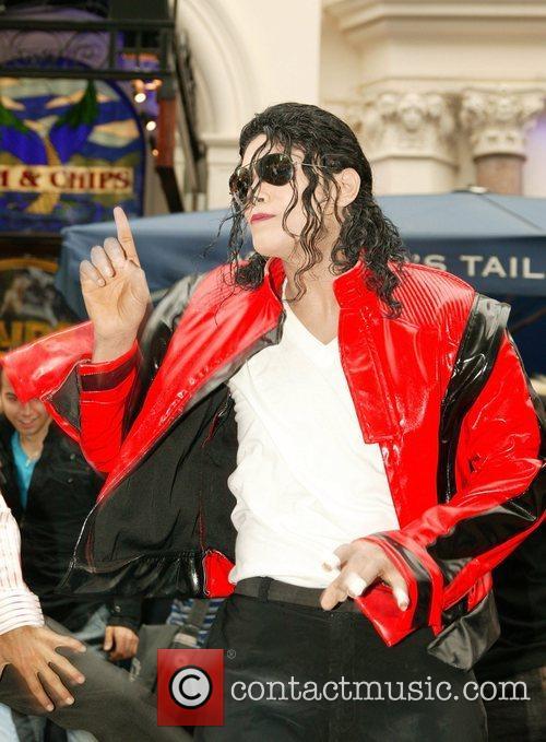 Michael Jackson Impersonator 9