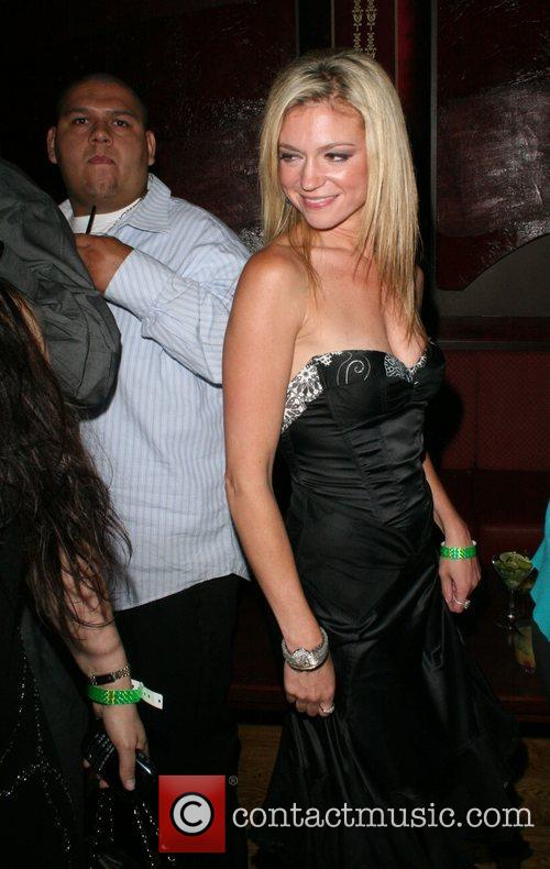 Wrap party for Michael Lohan's TV project 'Wanna...
