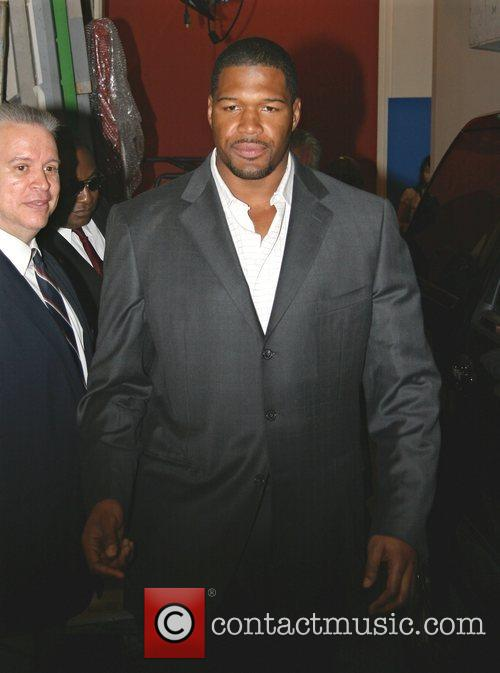Michael Strahan, Abc and Abc Studios 1