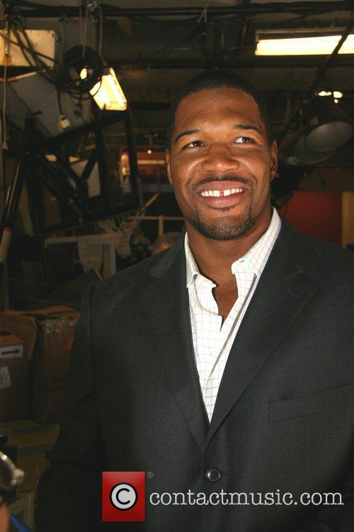 Michael Strahan, Abc and Abc Studios 5