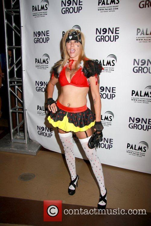At the 'Midsummer Night's Dream' costume gala at...