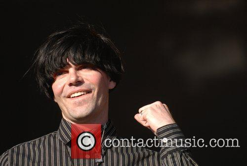 Tim Burgess of The Charlatans at the Mighty...