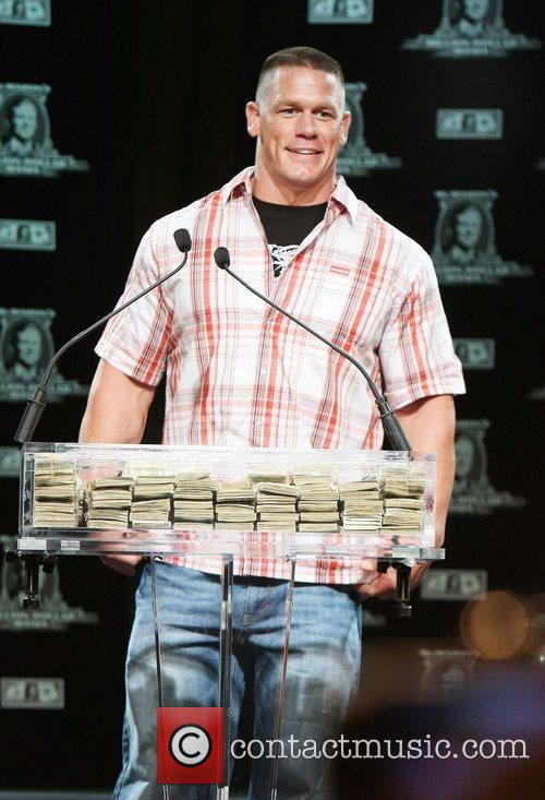 Wwe Superstar John Cena 1