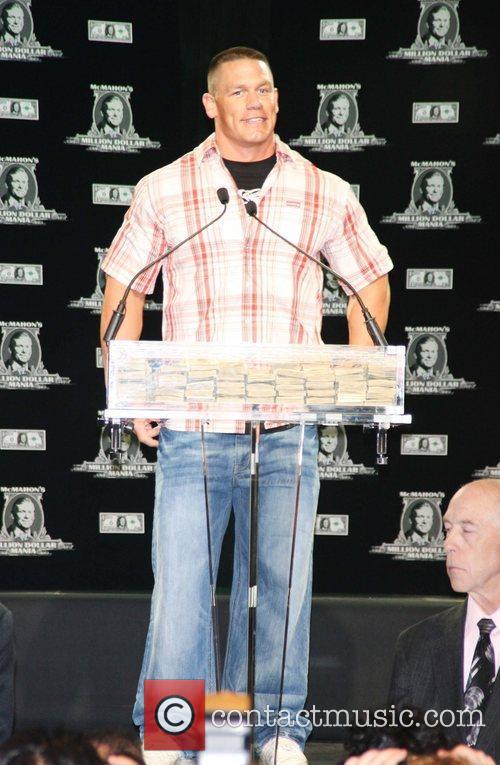 Wwe Superstar John Cena 3