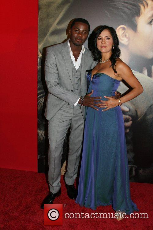 Derek Luke and Sophia Adella 2