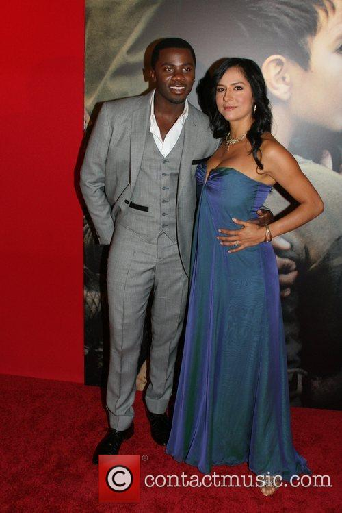 Derek Luke and Sophia Adella 1