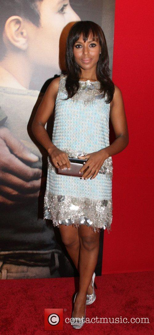Kerry Washington, Ziegfeld Theatre