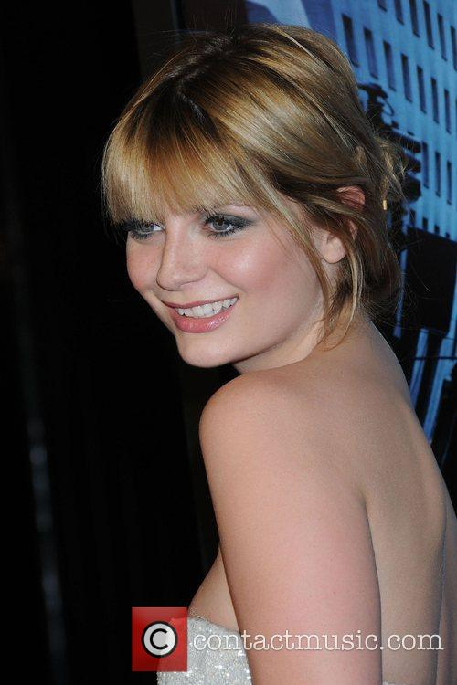 Mischa Barton and Ziegfeld Theatre 5
