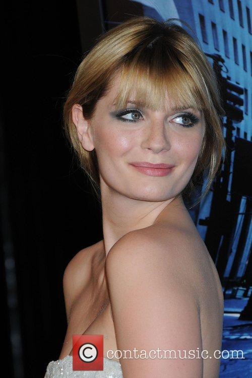 Mischa Barton and Ziegfeld Theatre 2