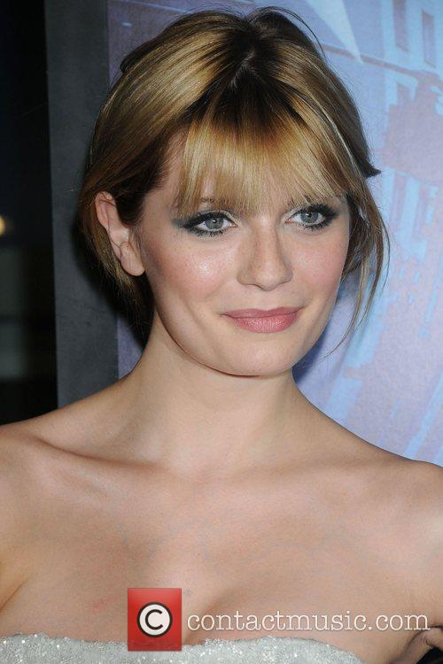 Mischa Barton and Ziegfeld Theatre 8