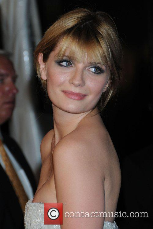 Mischa Barton and Ziegfeld Theatre 6