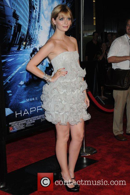 Mischa Barton and Ziegfeld Theatre 1
