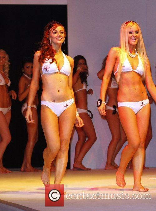 Miss England 2008 Grand Final held at the...