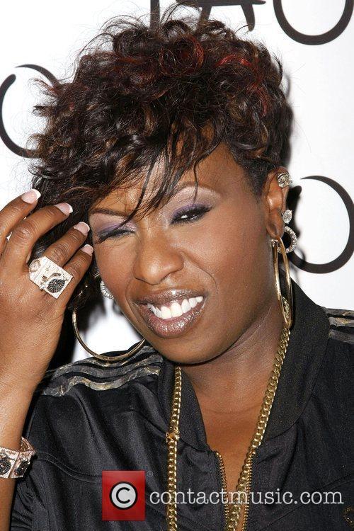 Five-time Grammy award-winning hip-hop superstar Missy Elliott celebrates...