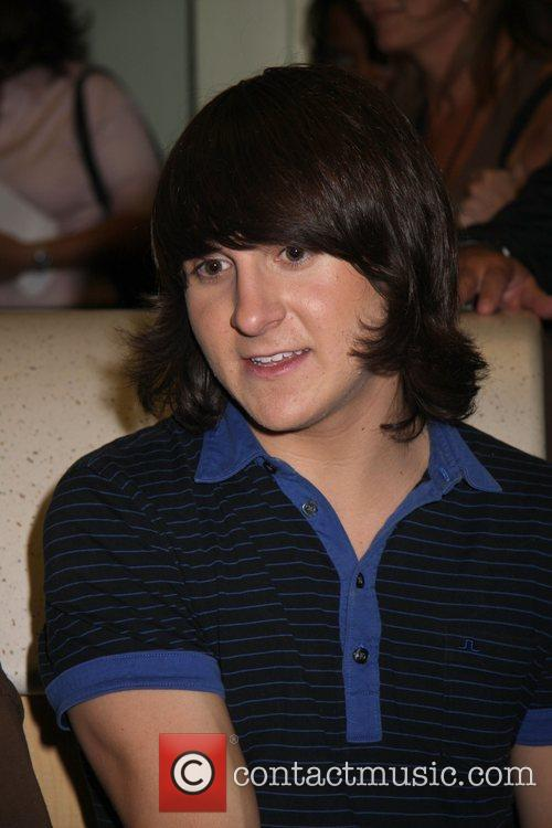 'Hannah Montana' star Mitchel Musso promotes the 'Clean...