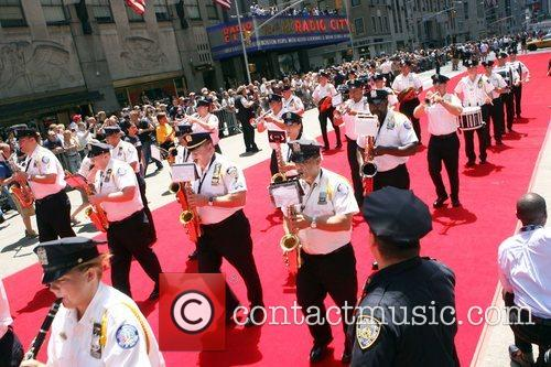 NYPD Police Band 2008 MLB All-Star Week -...