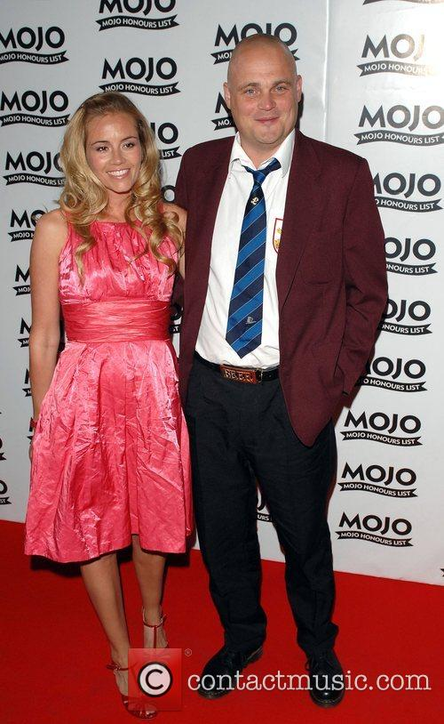 Al Murray and guest Mojo Honours List held...