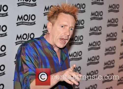 John Lydon aka John Lydon Mojo Honours List...