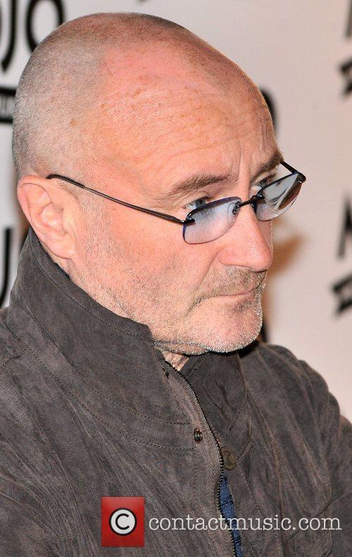 Phil Collins, Mojo Honours List