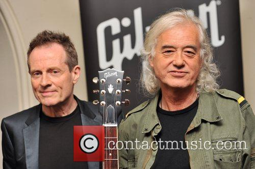 Led Zeppelin, John Paul Jones and Jimmy Page 1