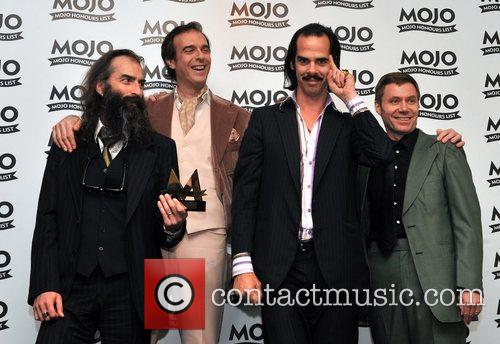 Nick Cave & the Bad Seeds Mojo Honours...