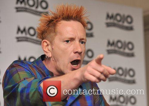 John Lydon aka Johnny Rotten Mojo Honours List...