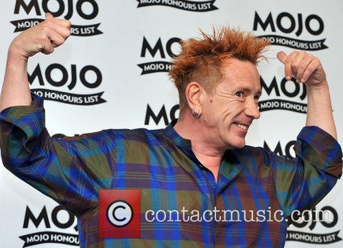John Lydon Mojo Honours List held at the...