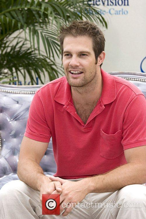 Geoff Stults Photocall during the 2008 Monte Carlo...
